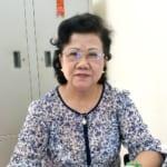 Bà Lê Thị Huyền