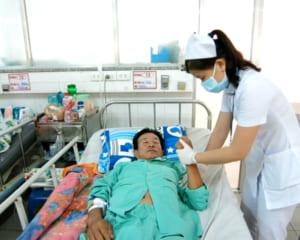 Phục hồi chức năng gãy hai xương cẳng tay